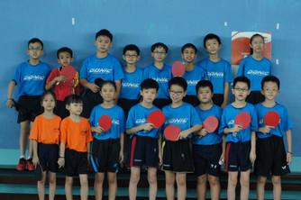 2017 年马六甲南洋杯新苗乒乓球锦标赛