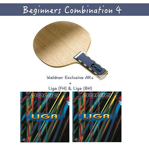 Beginners Combination 4