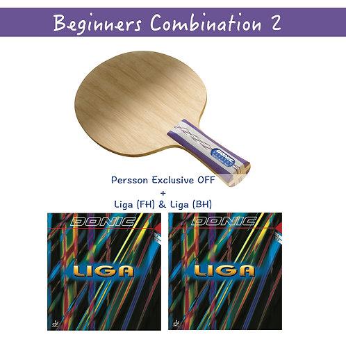 Beginners Combination 2