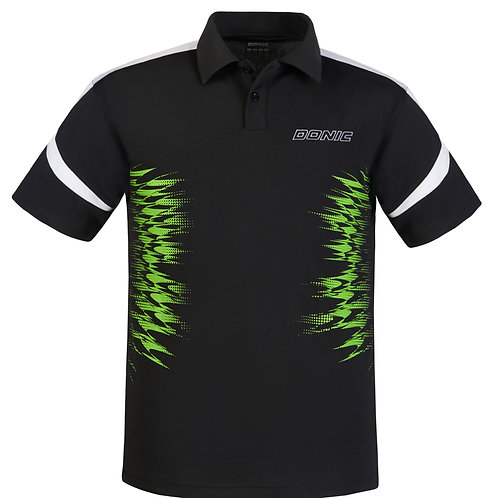 Air Polo-Shirt (Black)