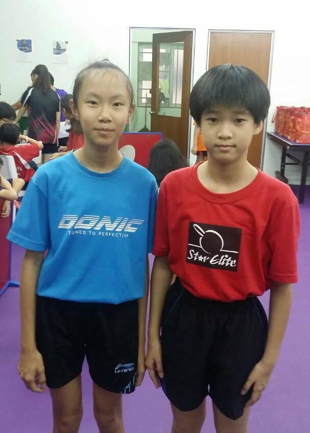 Shann Wen & Hui Qi