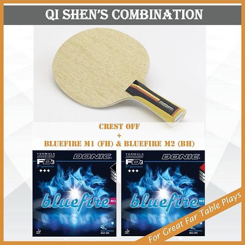 Qi Shen's Advanced Combination