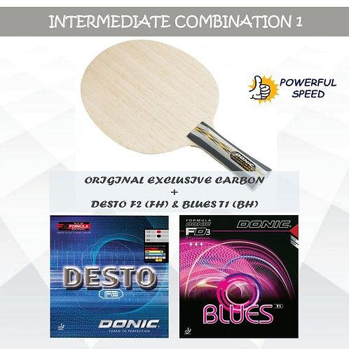 Intermediate Combination 1