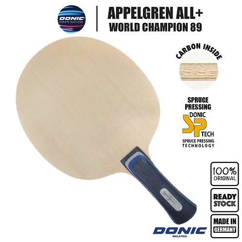 Appelgren All+ World Champion 89