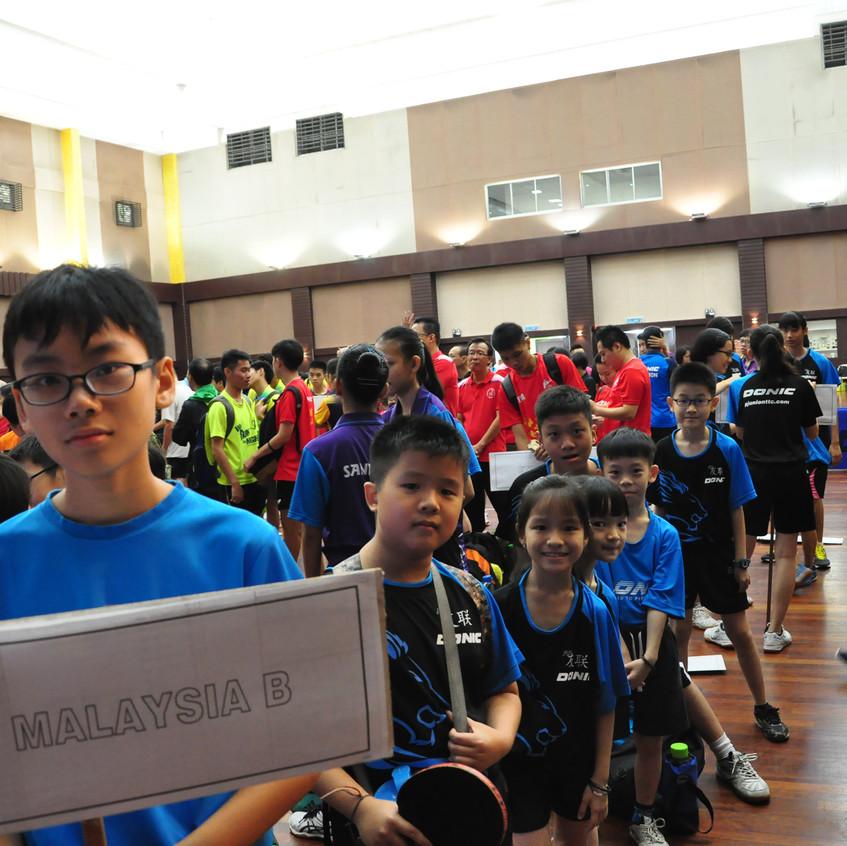 Donic Malaysia (B) Junior
