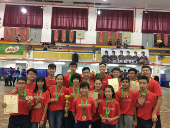 Medal Haul for PJUTTA Athletes at MILO JC Championships