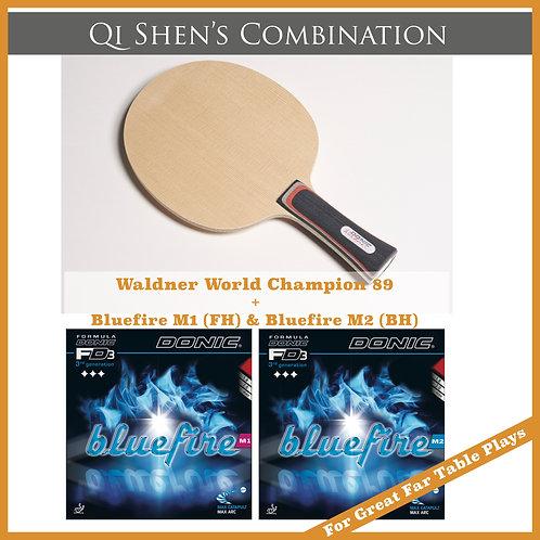 Qi Shen (Advance Level)