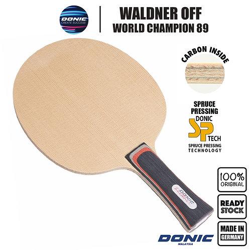 Waldner OFF World Champion 89