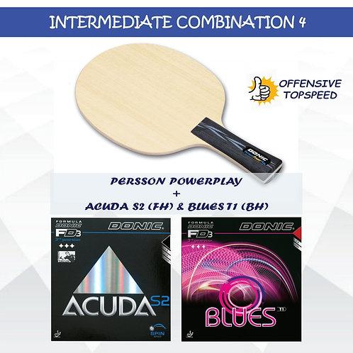 Intermediate Combination 4