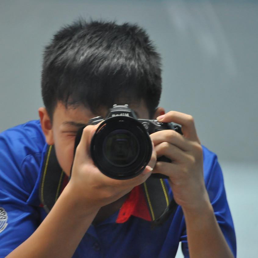 Guo Zheng the Photographer