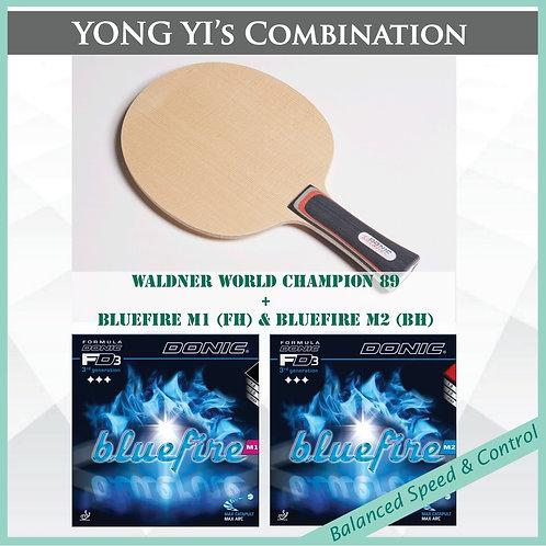 Yong Yi's Advanced Combination