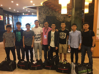 Malaysian Junior Paddlers Ready for Singapore SEA Junior Championship!
