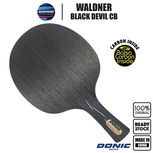 Waldner Black Devil CB