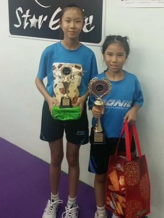 Great Job by Yang Sisters!