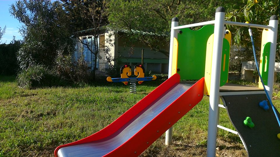 Camping des Aresquiers