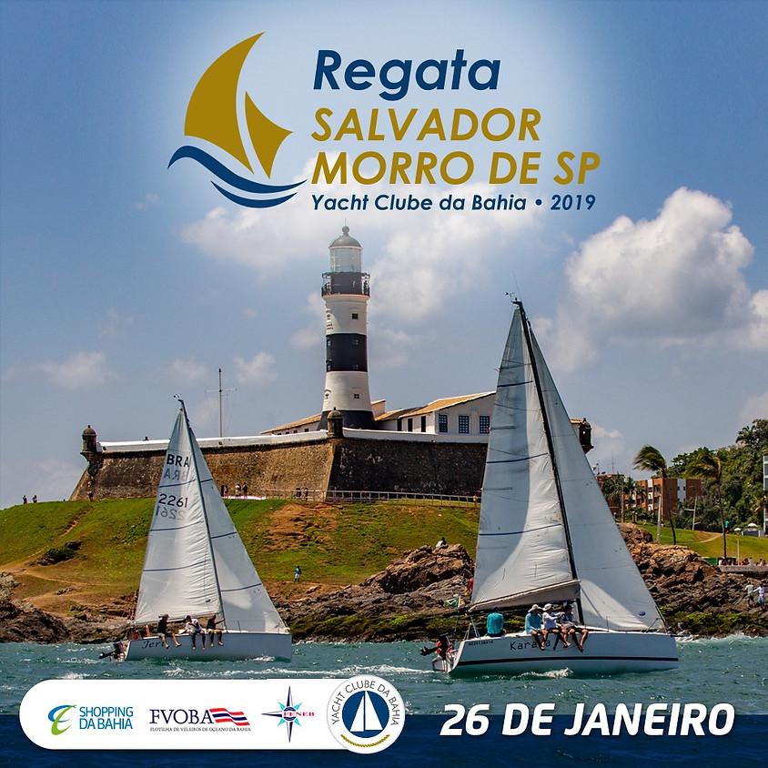 Regata Salvador/Morro de SP