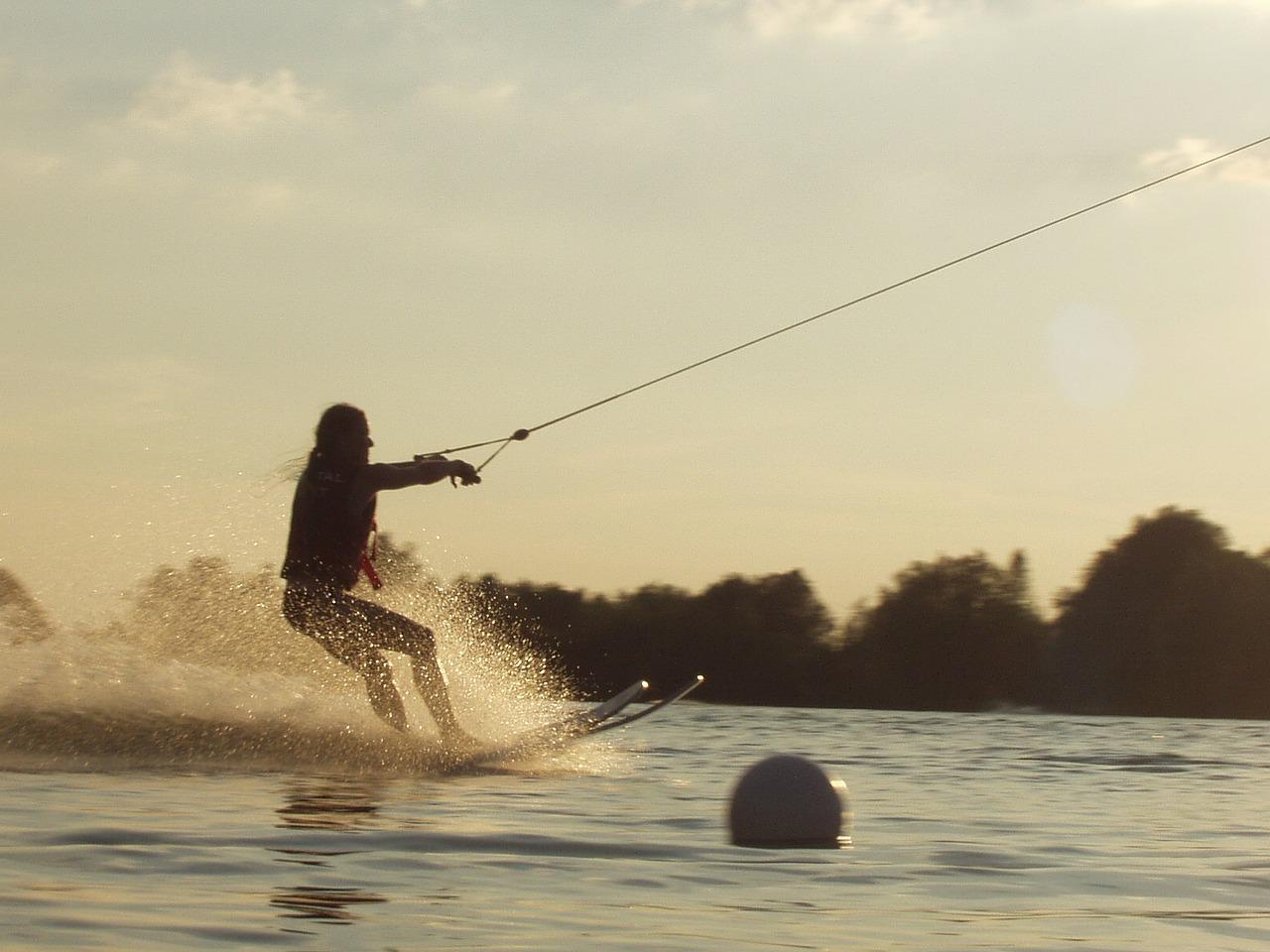 esqui aquatico