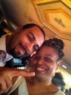 Omari Hardwick NAACP Image Awards
