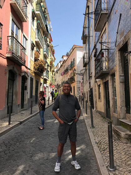 Lisbon Walkabout