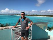 Winding Bay, Bahamas Jan, 2018