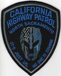 California Highway Patrol - North Sacram