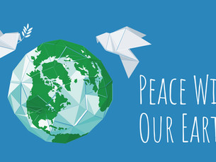 Peace with Our Earth: How to talk about climate change