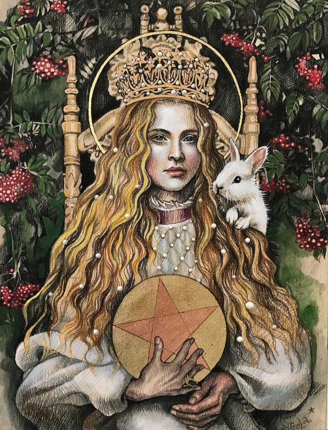 """""""Queen of Penatcles"""""""