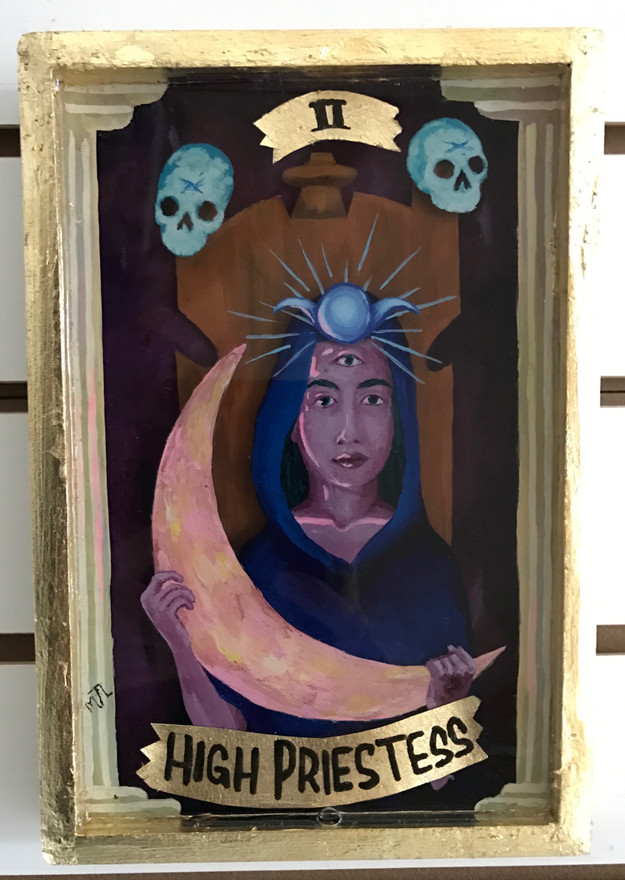 """High Priestess"""