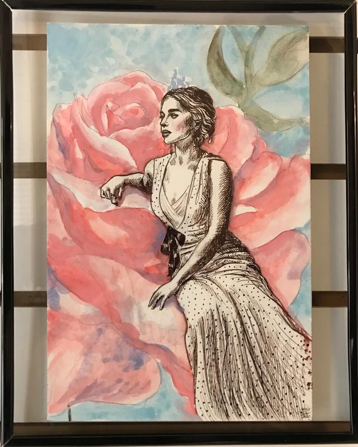 """""""Emilia's Rose"""""""