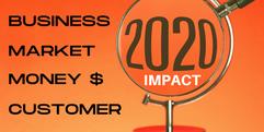impact of 2020 on business customer mark