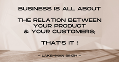 what is business - business is all about