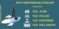 entrepreneurship knows no age no race no