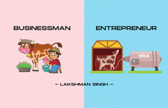 Difference Between Entrepreneur & Busine