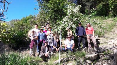 Fomento de la biodiversidad en espacios agrícolas: Jornada II - Huerta de los Almendros.