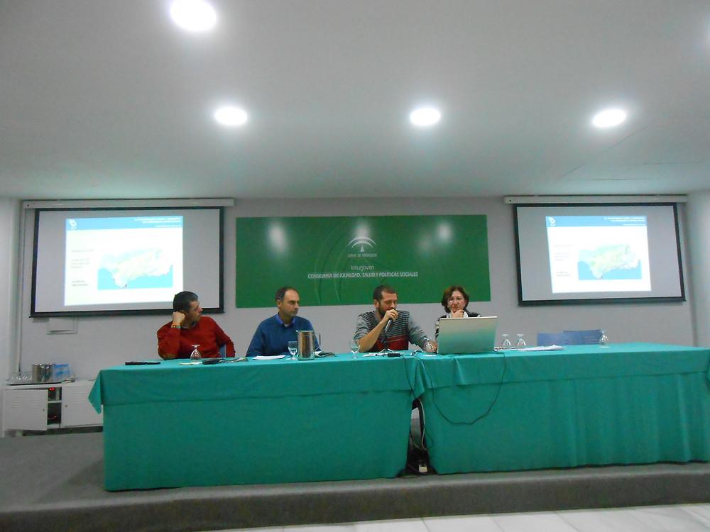 Encuentro de voluntariado ambiental