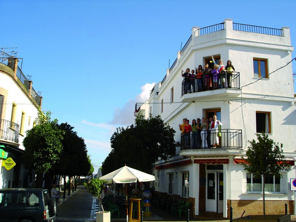 Academia Pradoventura en Prado del Rey