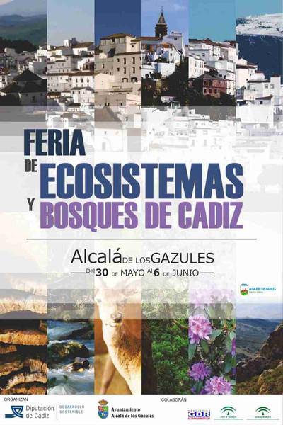 """Próxima parada: """"Feria de Ecosistemas y Bosques de Cádiz"""" en Alcalá de los Gazules"""