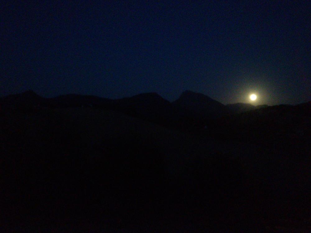 Noche en Sierra de Grazalema