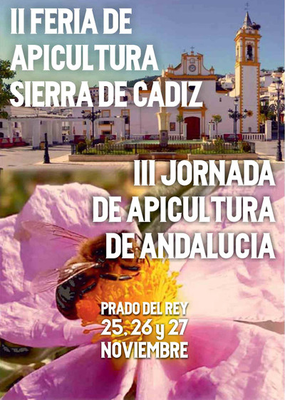 Prado del Rey acoge las II Feria de la Miel y III Jornadas de Apicultura