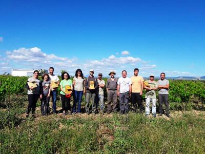 """Fomento de la biodiversidad en espacios agrícolas: Jornada IV - El Carmen del Guadaleitún"""""""