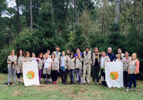 Arranca la Red de Voluntariado en el Parque Natural Sierra de Grazalema