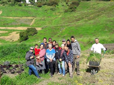 """Fomento de la biodiversidad en espacios agrícolas. Jornada I - """"Viviendo en el campo""""."""
