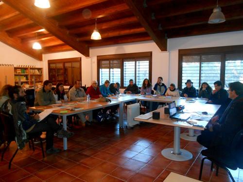 Presentación de los programas de participación y sensibilización ambiental