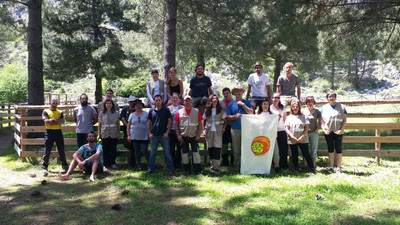 Finaliza la primera fase del voluntariado ambiental en el PNSG