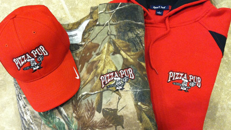 Pizza Pub Apparel