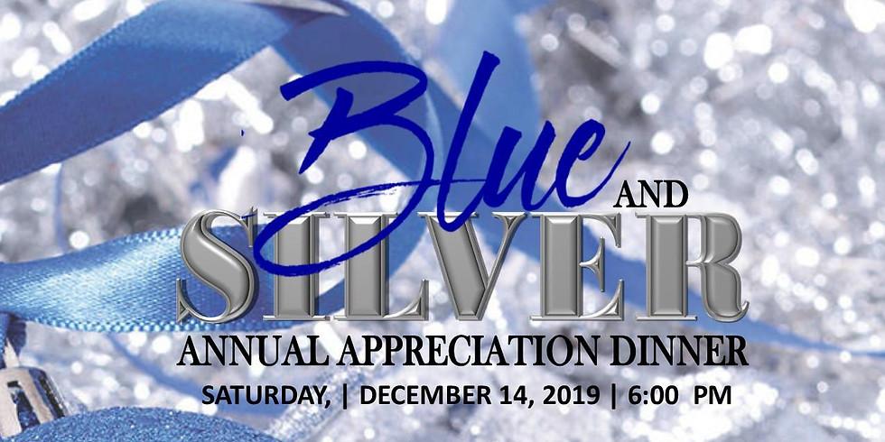 Blue & Silver Banquet