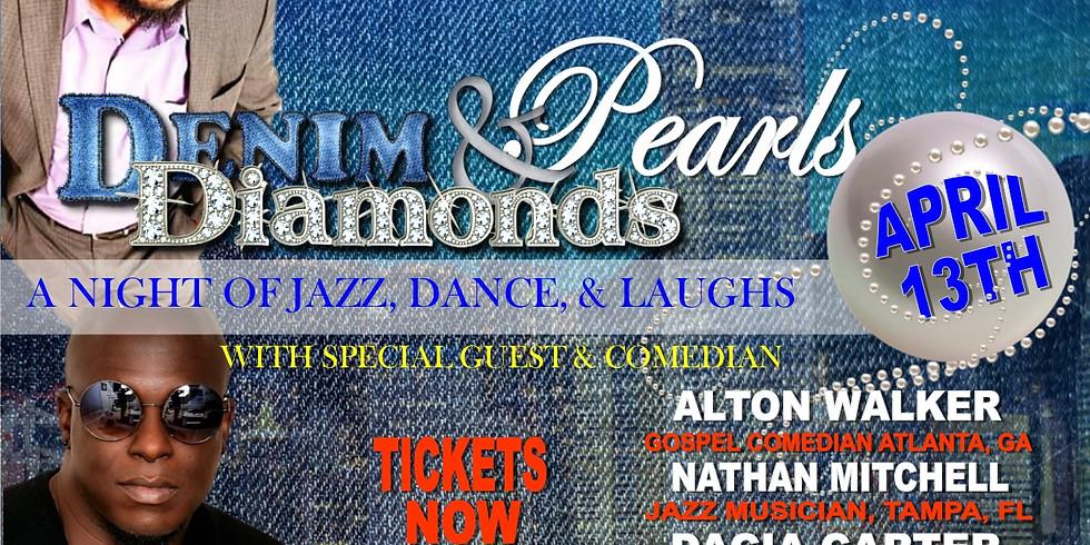 Denim, Diamond & Pearls Mission Fundraiser