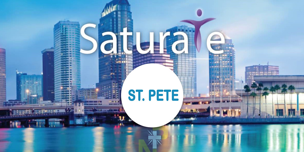 Saturate St. Pete