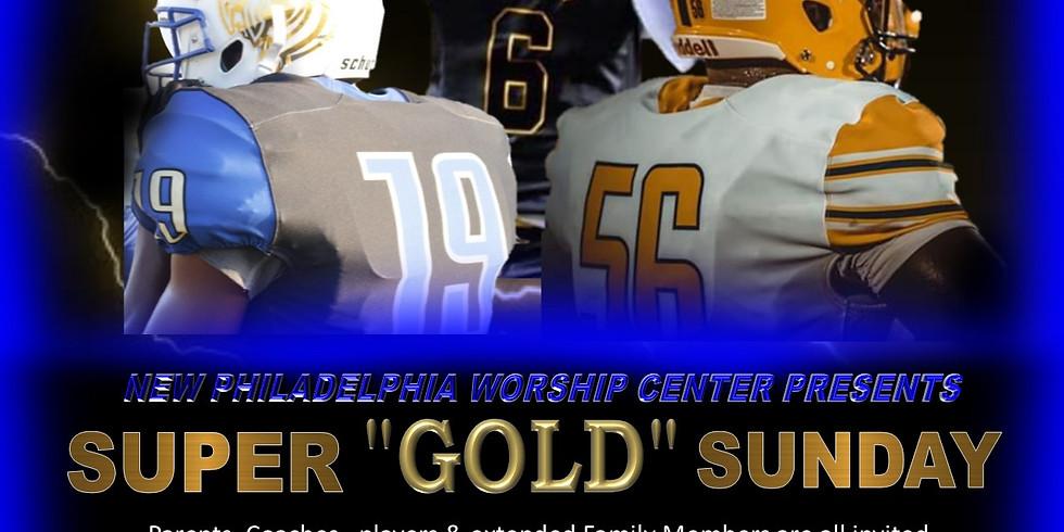 Super GOLD Sunday