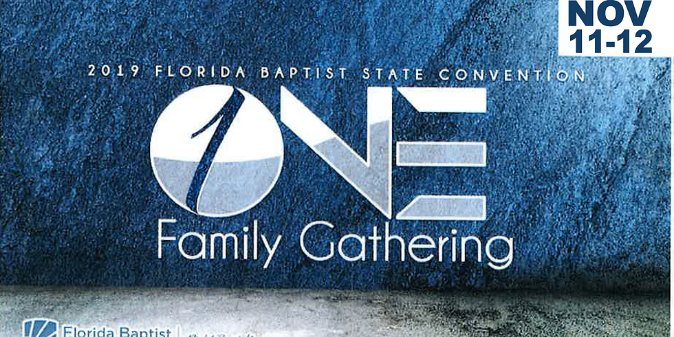 2019 Florida Baptist State Convention